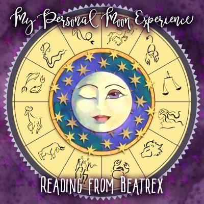 My Personal Moon Experience – Reading from Beatrex