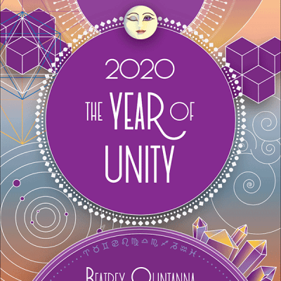 2020 The Year of Unity Calendar by Beatrex Quntanna