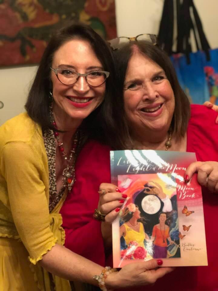 The Moon Book Party