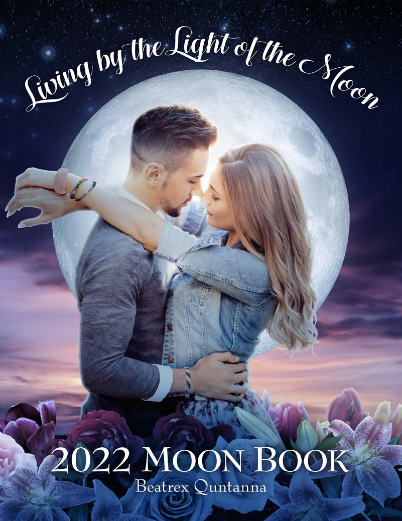 Cover art for the 2017 Moon Book